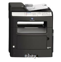 Konica Minolta Bizhub 3320 Stampante Laser Multifuzione A4 Bn Meno 10mila Stam