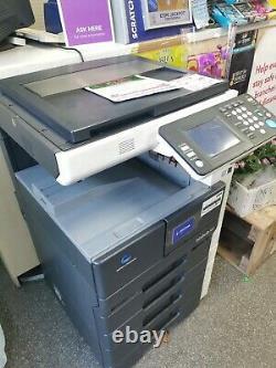 Konica Minolta Bizhub 362 Photocopie Machine Seulement £470 Non Utilisé Très Souvent