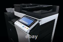 Konica Minolta Bizhub 364f B & W Copieur, Imprimante, Scanner Couleur