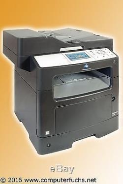 Konica Minolta Bizhub 4020 Unité Multifonction Seulement Ca. 50 Côté Imprimé °