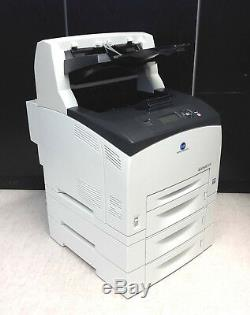 Konica Minolta Bizhub 40p Laserdrucker De Gebraucht 78,300 Gedirs. Seiten