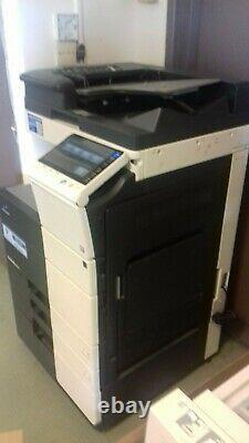 Konica Minolta Bizhub 454e Photocopieur Monochrome Très Bon État