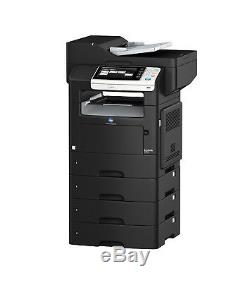 Konica Minolta Bizhub 4750 Imprimante B & W 50ppm, Copieur, Numérisation Couleur, Réseau, Fax