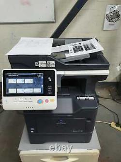 Konica Minolta Bizhub 4752 Copieur D'imprimante Laser Réseau Tout-en-un (3k Meter!)