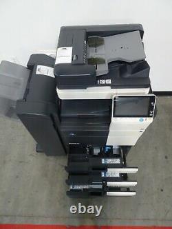 Konica Minolta Bizhub 808 Copieur Scanner Seulement 246k Copies 80 Ppm