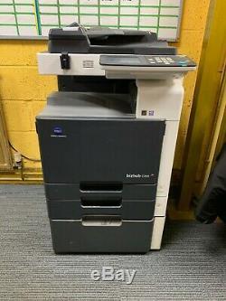 Konica Minolta Bizhub C200 Imprimante / Scanner / Photocopieuse