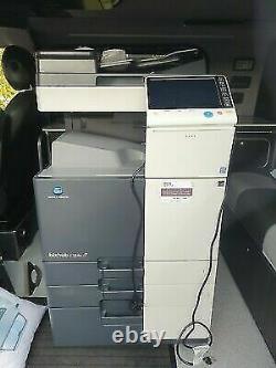 Konica Minolta Bizhub C220 Copieur Imprimante Scanner Fax