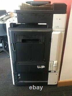 Konica Minolta Bizhub C220 Imprimante Copieur Scanner Fax