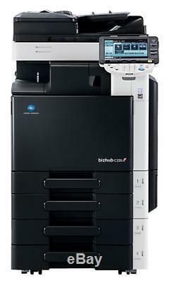 Konica Minolta Bizhub C220 Imprimante Laser Multifonction A3 Colori Bannière A3 +