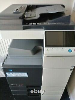 Konica Minolta Bizhub C224 Copieur Et Scanner