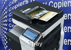 Konica Minolta Bizhub C224 Couleur, Copier, Imprimer, Scanner, Excellent État