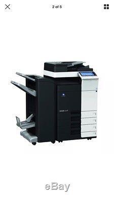 Konica Minolta Bizhub C224 Imprimante Scanner Scanner