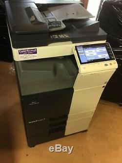 Konica Minolta Bizhub C224 Réseau Imprimante Couleur Scanner Copieur