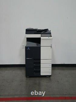 Konica Minolta Bizhub C224e Copieur Couleur Seulement 82k Copies 22 Page Par Minute
