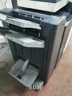 Konica Minolta Bizhub C224e Couleur Tout-en-un Imprimante Avec Finisseur Livret