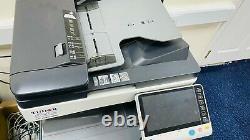 Konica Minolta Bizhub C224e Couleur Tout-en-un Imprimante Avec Imprimante Bureau Toners