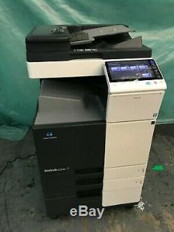 Konica Minolta Bizhub C224e Imprimante Couleur / Photocopieurs / Scanner Livraison Poa
