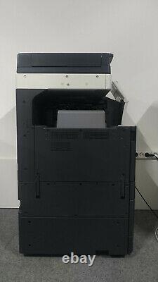 Konica Minolta Bizhub C224e Kopierer Drucker Scanner Duplex Nur 95.870 Seiten