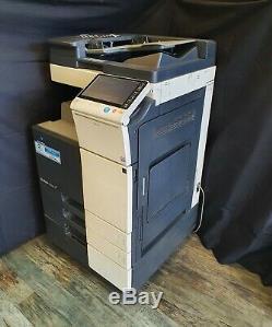 Konica Minolta Bizhub C224e Réseau Color Copier Scanner Imprimante