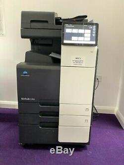 Konica Minolta Bizhub C250i Imprimante Couleur / Copieur Et Scanner. New Boxed