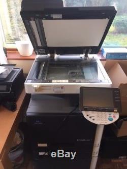 Konica Minolta Bizhub C253 Imprimante Multifonctions Impression, Numérisation, Télécopie, Copie