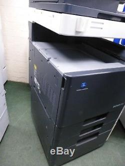 Konica Minolta Bizhub C253 Photocopieur-imprimante-scanner Polychrome Basse Utilisation