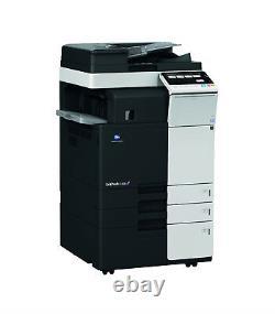 Konica Minolta Bizhub C258 Couleur, Copier, Imprimer, Scanner, Fax, Seulement 29k Couleur
