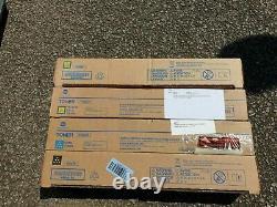 Konica Minolta Bizhub C258 Imprimante Multifonctions Couleur À Volume Intermédiaire