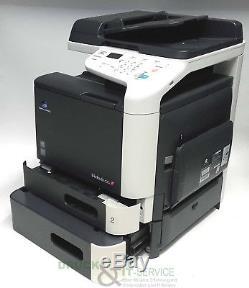 Konica Minolta Bizhub C25 A4 Imprimant Farblaserdrucker 22.000 Euros Seiten