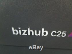 Konica Minolta Bizhub C25 A4 Photocopieur / Imprimante / Copieur Couleur