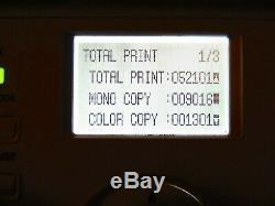 Konica Minolta Bizhub C25 Couleur A4 Copieur Imprimante, Faible Nombre Sous 53k, Garantie