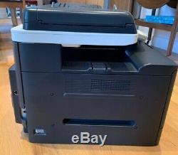Konica Minolta Bizhub C25 Imprimante / Scanner / Fax / Photocopieur Lectures Bas Compteur