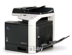 Konica Minolta Bizhub C25 Stmapante Laser Multifonction A4 Colori Retouche Scann