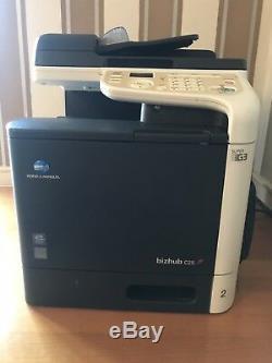 Konica Minolta Bizhub C25 Tout En Une Couleur Photocopie / Imprimante / Scanner