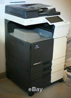 Konica Minolta Bizhub C284 Imprimante De Bureau, Utilisé