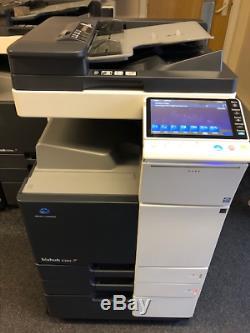 Konica Minolta Bizhub C284 Photocopieur / Impression A4 / A3 Couleur Numérique