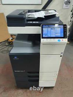 Konica Minolta Bizhub C284e Full Couleur All-in-one Printre (146k Meter) Vat Inc