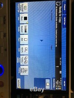 Konica Minolta Bizhub C284e Imprimante Couleur Réseau Finisseur Pas C224 C284