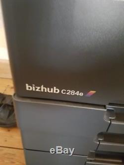 Konica Minolta Bizhub C284e Imprimante Tout-en-un Plein Couleur