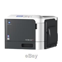 Konica Minolta Bizhub C3100p Farblaserdrucker A4 Bis Zu 31 S / Min Usb Netzwerk