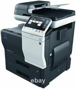 Konica Minolta Bizhub C3350 A4 Mfp Farblaserdrucker Démo 6.800 Gedr. Seiten