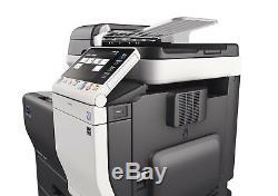Konica Minolta Bizhub C3350 Mfp A4 Farblaserdrucker Démo 100 Gedirs. Seiten