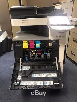 Konica Minolta Bizhub C353 Copieur Imprimante Scanner
