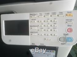 Konica Minolta Bizhub C35 Bureau Tout-en-un Imprimante De Bureau Copieur Télécopieur