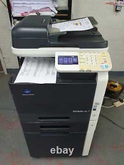 Konica Minolta Bizhub C35 Couleur Tout-en-un Imprimante/copieur