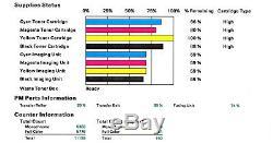 Konica Minolta Bizhub C35 Mfp Farblaser Gebraucht 11.200 Gedr. Seiten