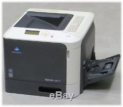 Konica Minolta Bizhub C35p 40 Ppm 256 Mo 38,950 € Par Farblaserdrucker B-ware