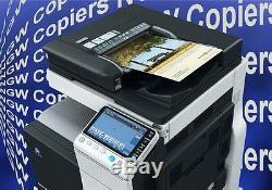 Konica Minolta Bizhub C364e Color Copier Imprimer Numérisation Télécopie
