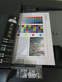 Konica Minolta Bizhub C368 Photocopieur Couleur / Copieur Et Livret De Finition