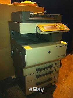 Konica Minolta Bizhub C450 450 Color Workgroup Network Imprimante Laser Copier Ms